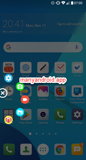 az screen recorder android phone