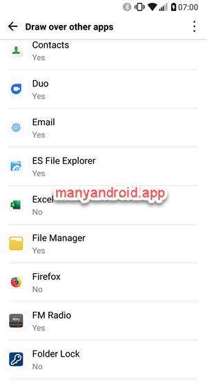 Draw Over Other Apps On Android Many Android Apps