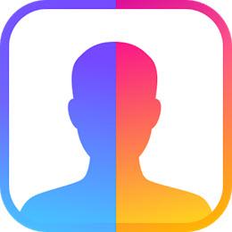FaceApp - AI Face Editor app icon