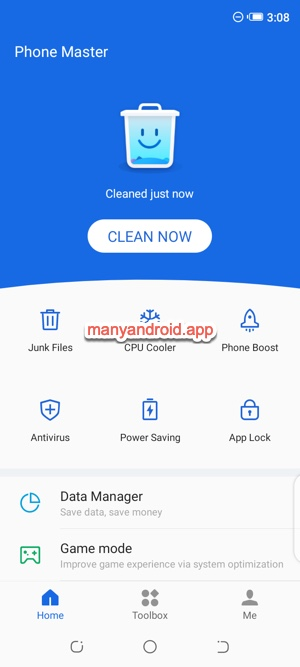 Phone Master for Android – Junk cleaner, Battery Cooler