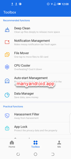 phone master toolbox for android phone
